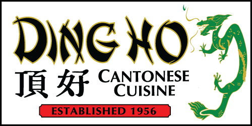 Click here to download the Ding Ho Restaurant carryout menu!